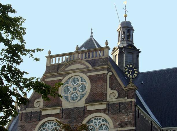 Petra Wisse is de nieuwe koster van de Noorderkerk