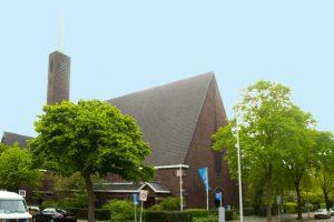 Vacature: Organist Vrijburg Amsterdam
