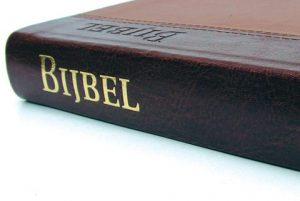 Bijbeltekst van een Amsterdammer: journalist Yvonne Zonderop