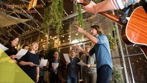 Popup Choir Amsterdam – Maarten Bos