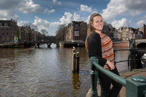 Nieuwe straatpastor Hanna Wapenaar
