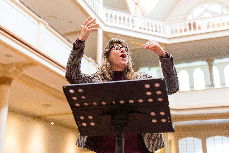 Studiedag Choral Evensong in de Keizersgrachtkerk