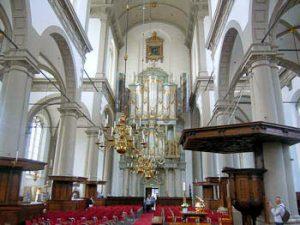 Jong duo gaat Protestantse Kerk Amsterdam leiden