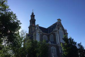Westerkerk zoekt tienerwerker (bijbaan)