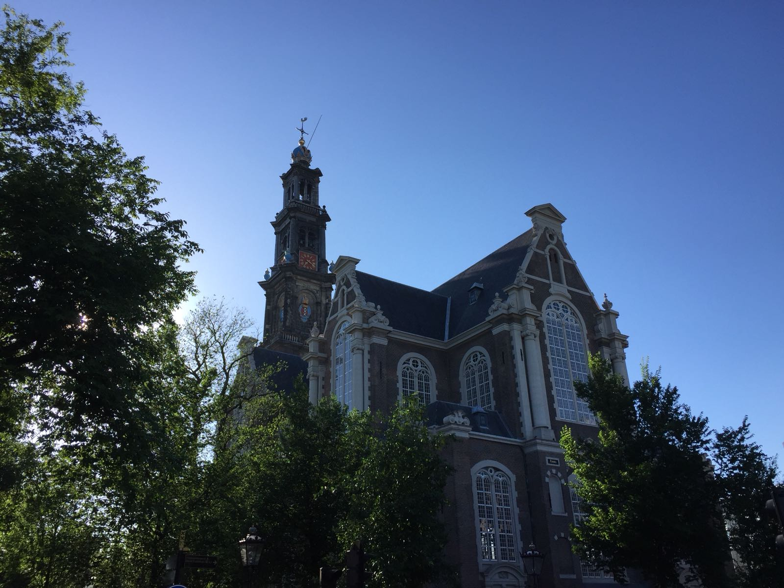 Westerkerk, photo by Mariëlle Veerman