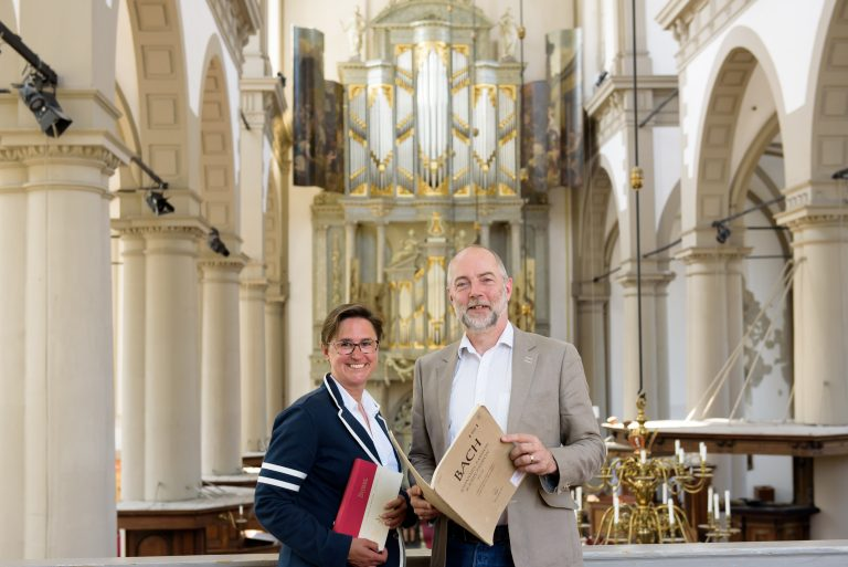 Cantatediensten in de Westerkerk