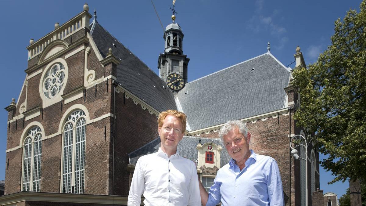 Noorderkerk: kerk met een hart voor Amsterdam