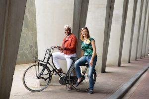 Annette Kouwenhoven van Amsterdam City Rights over betere opvang voor ongedocumenteerden