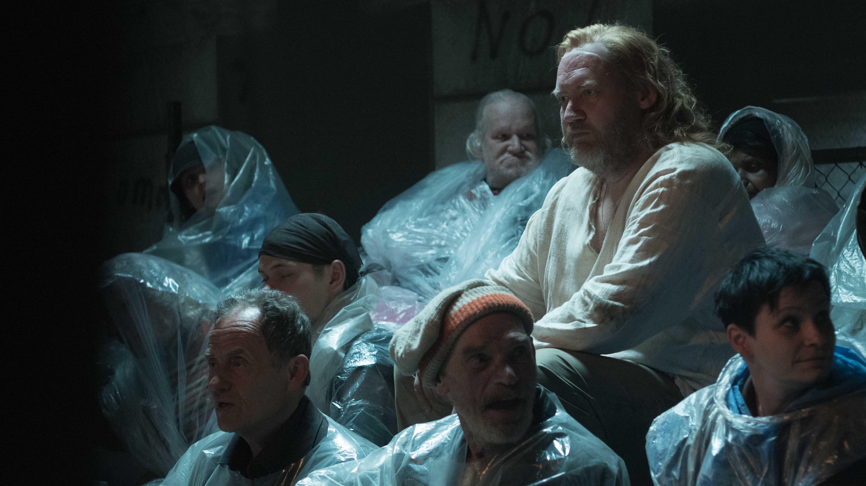 Koor De Straatklinkers in film The Disciples