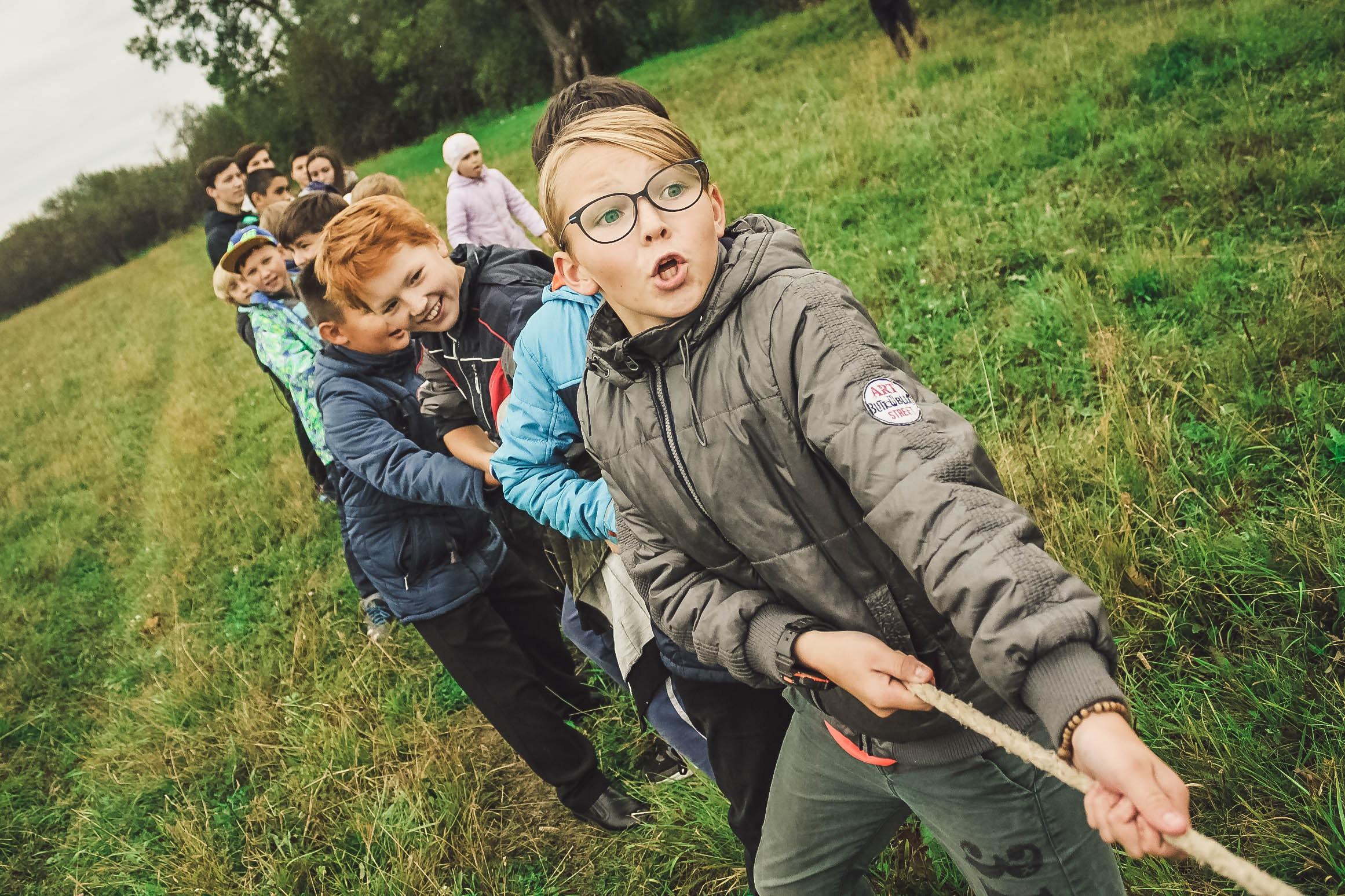 Oog in oog met de jeugd (column)