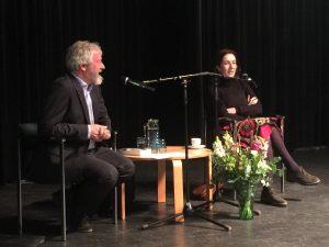Femke Halsema maakt kennis met de Protestantse Kerk Amsterdam
