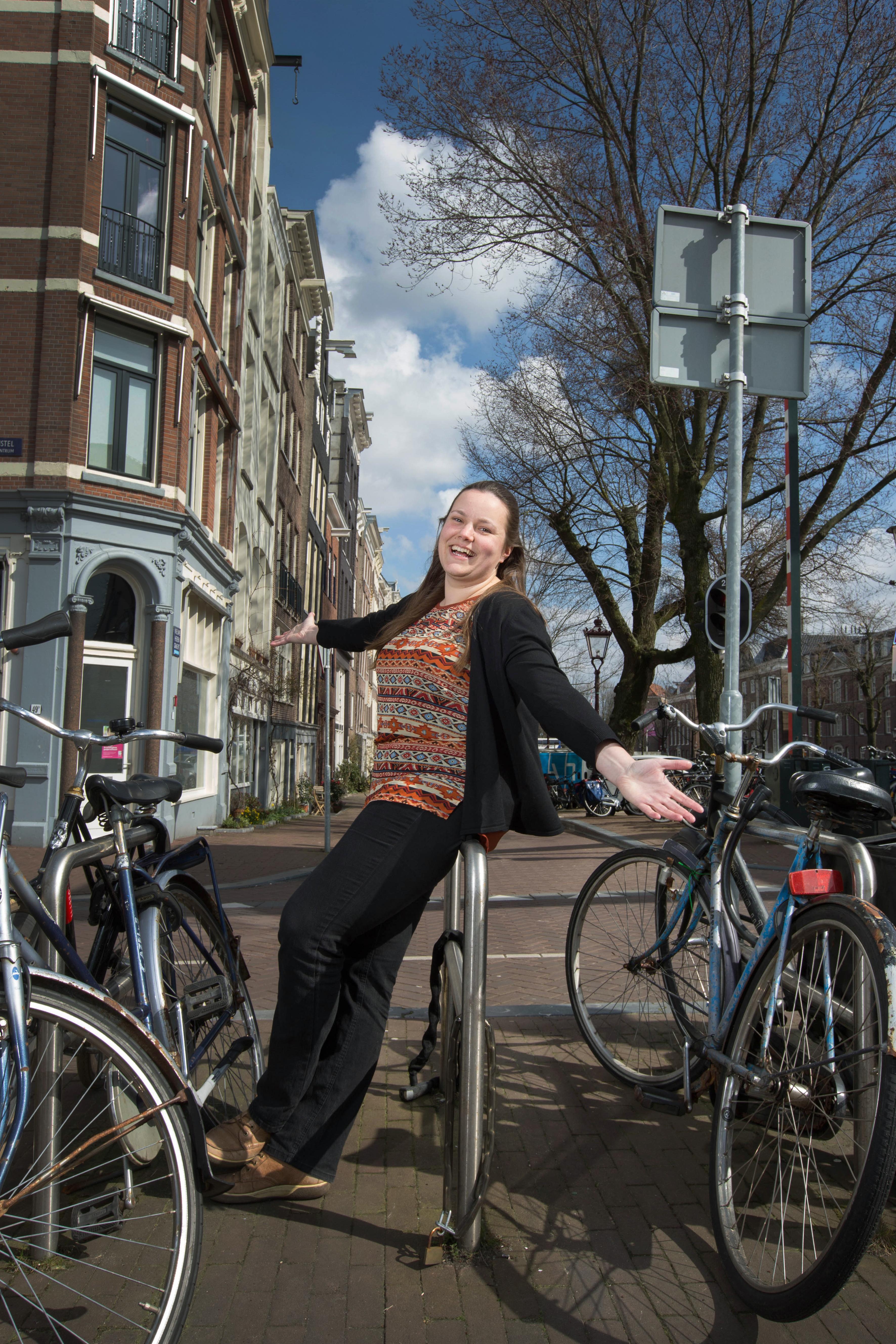 Straatpastor Hanna Wapenaar houdt lunchgesprekken