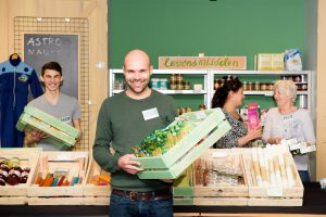 Sociale Kruidenier meets Voedselbank