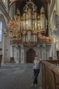 Oude Kerk viert heringebruikname gerestaureerd orgel (12 mei)