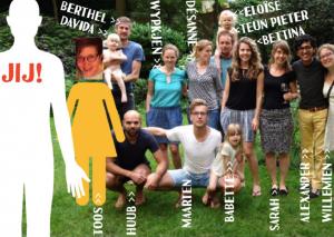 Leefgemeenschap Hugo de Groothof zoekt nieuwe bewoner