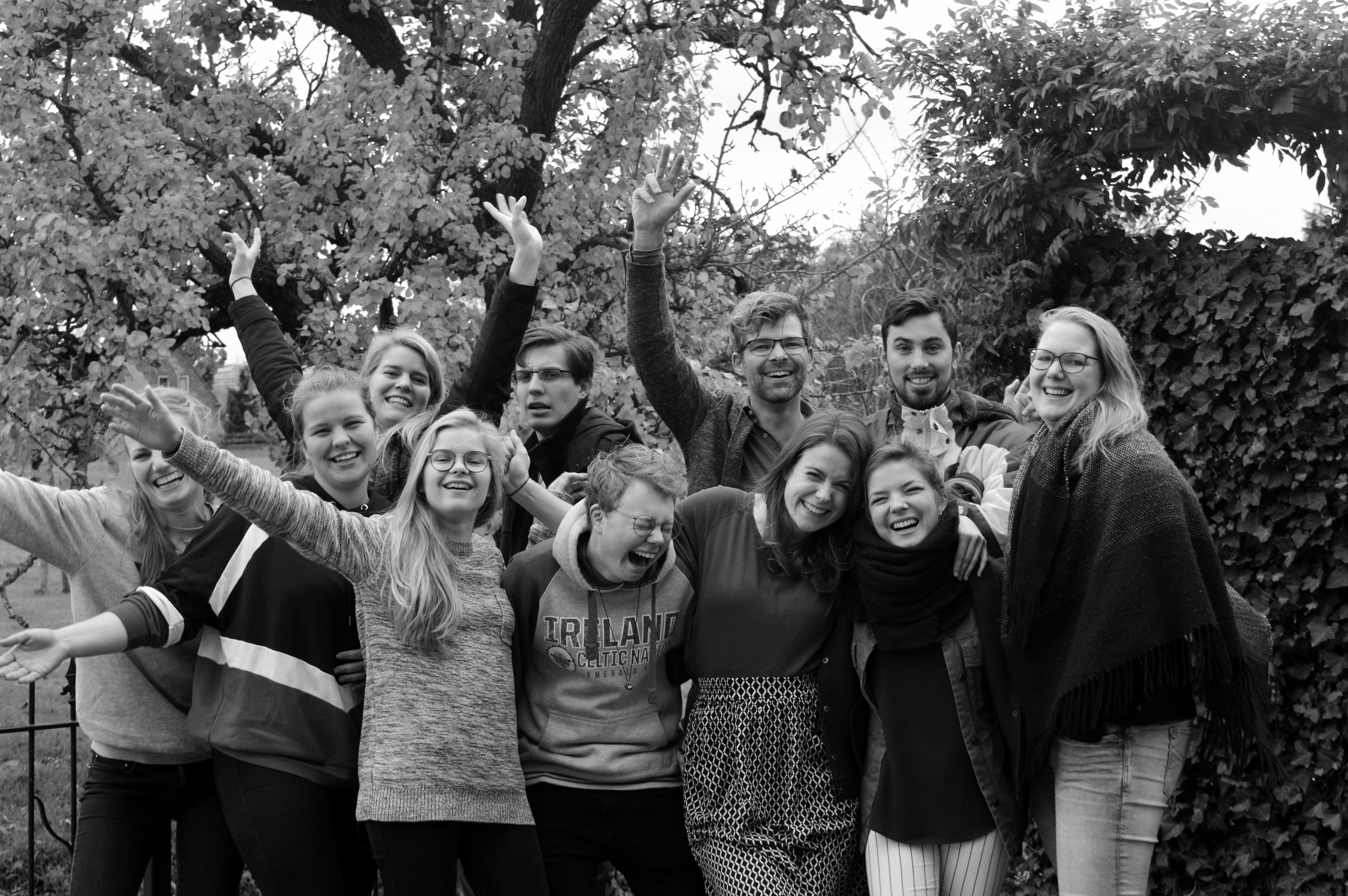 Vacature: Student-trainee organisatie