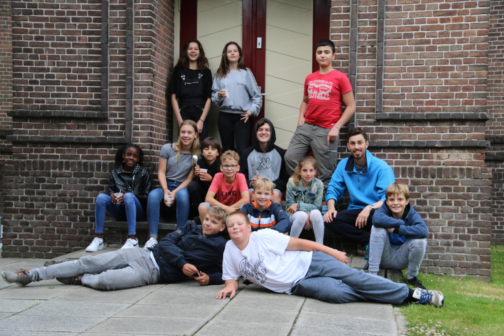 Vacature: Student-trainee tienerwerk (Landsmeer)