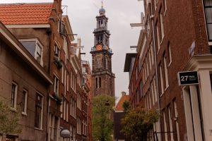 Jos van der Kooy vertrekt bij Westerkerk