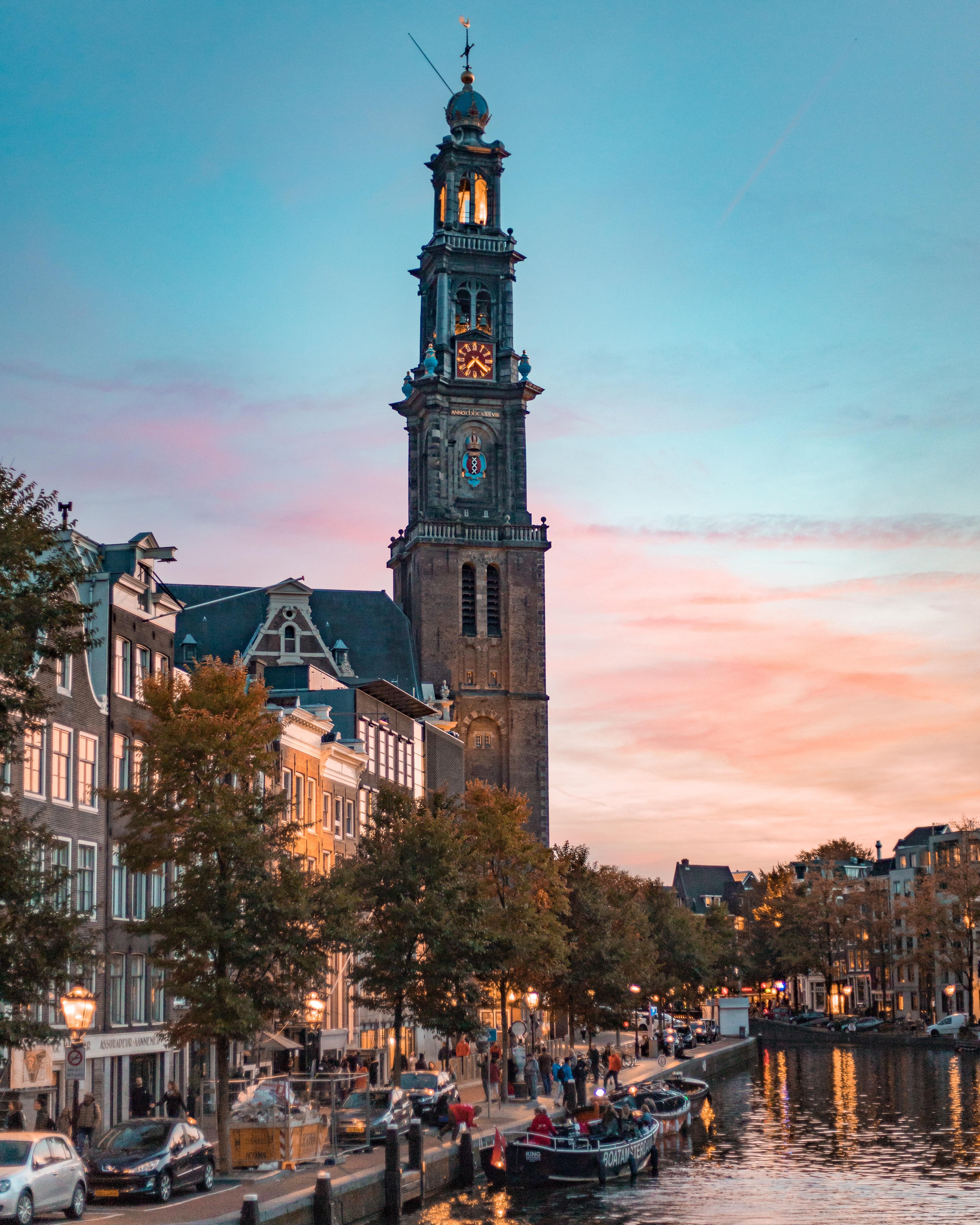 Cantatedienst in Westerkerk