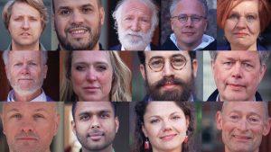 """13 religieuze leiders brengen samen boodschap: """"Onze route is anders, onze richting is hetzelfde"""""""