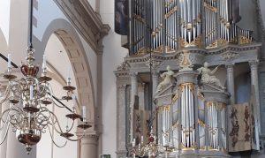 Bijzonder concert ter gelegenheid van de heringebruikname van het Duyschot-orgel in de Westerkerk te Amsterdam