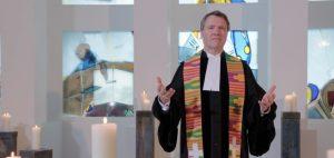 Koning leeft mee met Protestantse Kerk en haar gemeenten