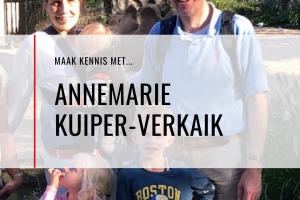 Maak kennis met… Annemarie