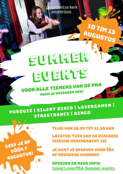 Summer Events #1: Lasergamen