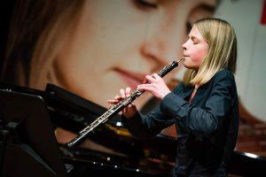 Jong talent in de Westerkerk tijdens Grachtenfestival