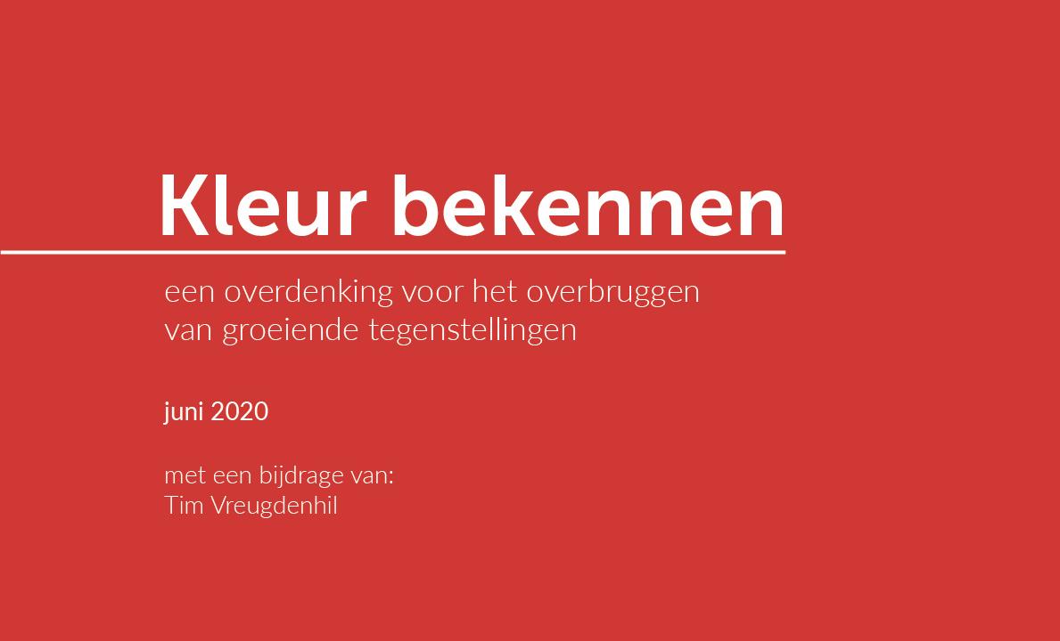 Protestantse Kerk Amsterdam brengt overdenking voor eigen rol in racisme debat