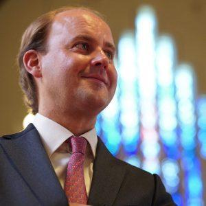 Joost Röselaers: 'De kerk mag wel wat zelfbewuster zijn.'
