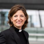 Rosaliene Israël doet intrede als scriba Protestants Amsterdam