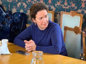 Burgemeester Halsema op werkbezoek bij PKA