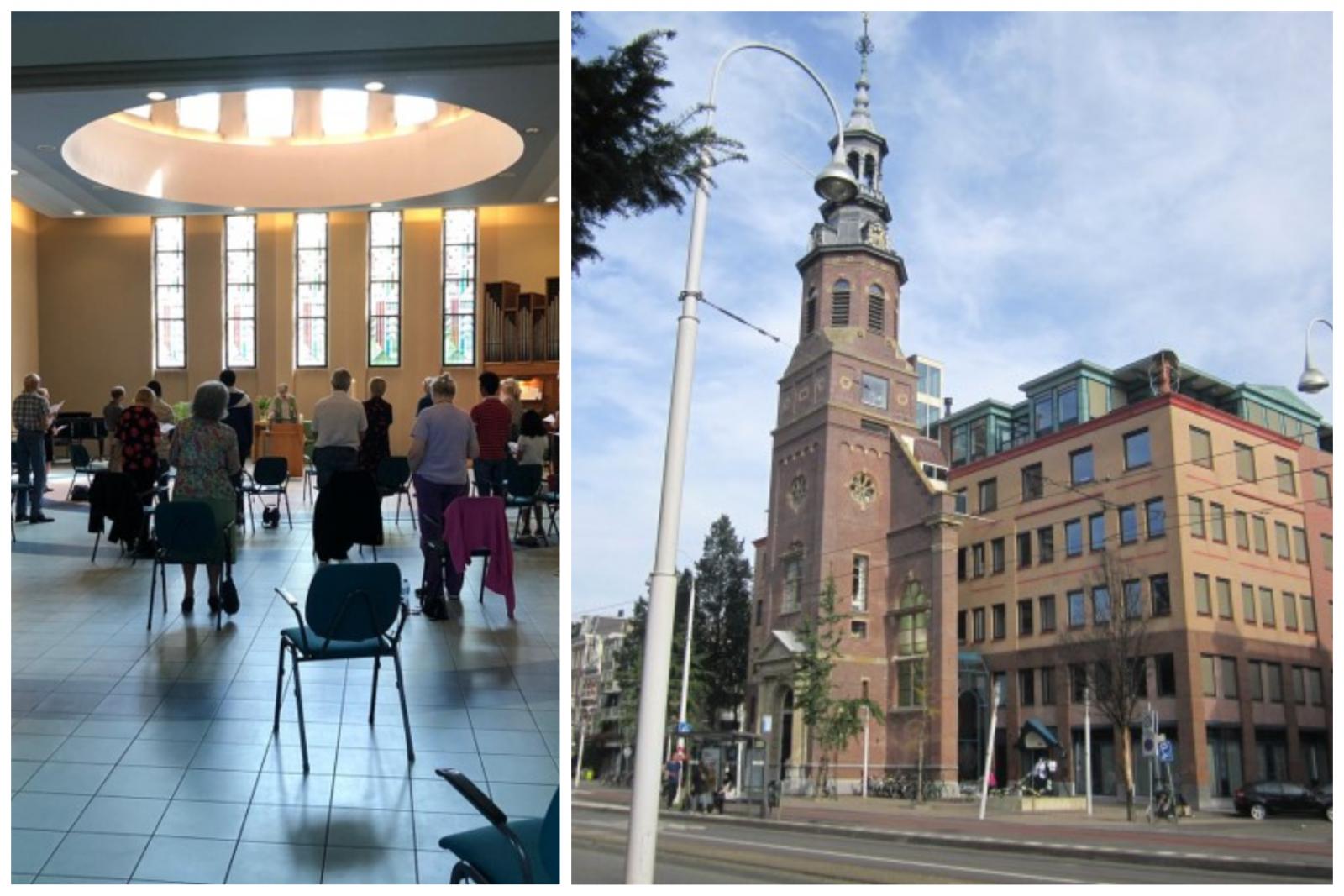 Vacature: Beheerder Muiderkerk