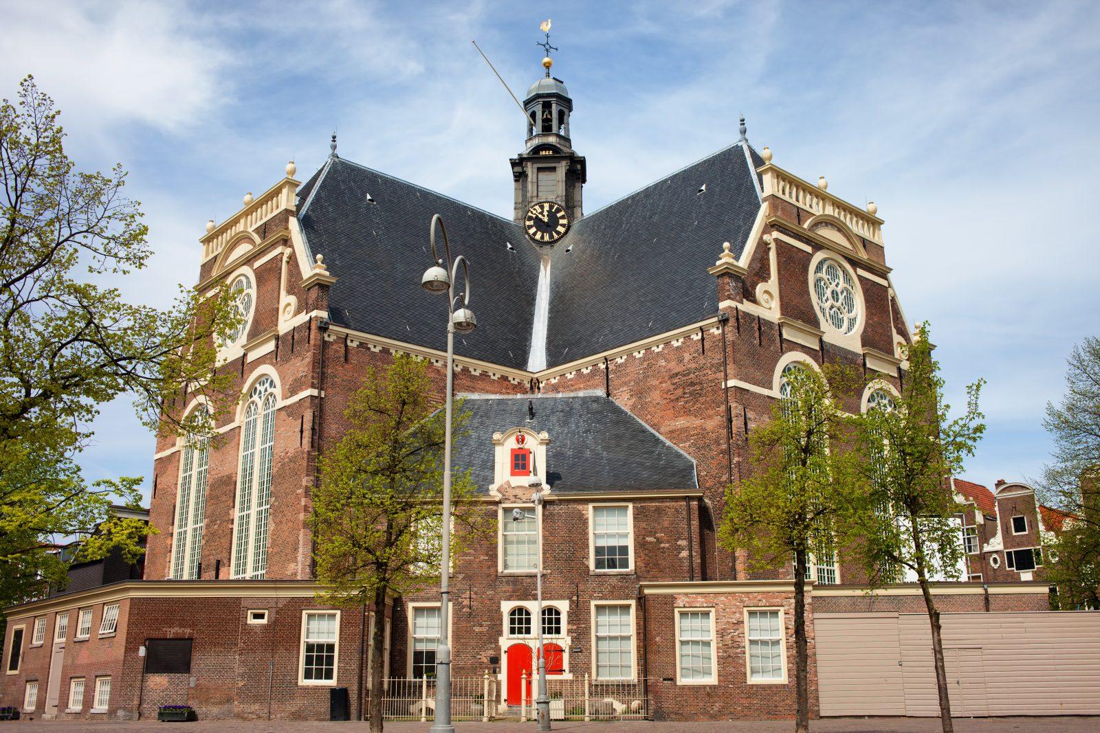 Vacature: koster-beheerder Noorderkerk