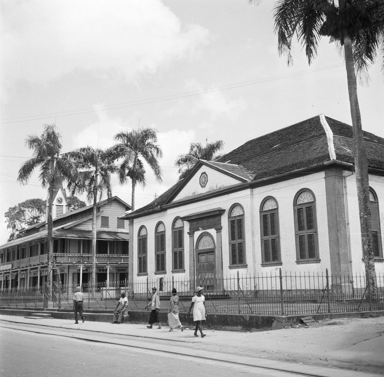 Tentoonstelling kerken en slavernij