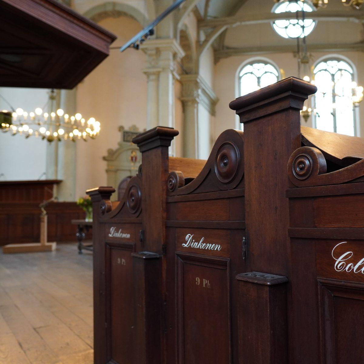 Minder kerkbezoek, meer gebed