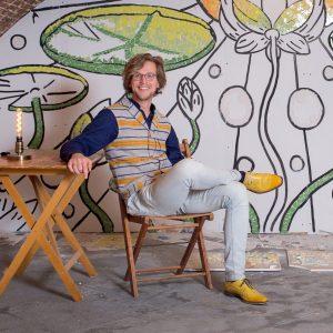 Maarten Vogelaar realiseert droom: Gist Amsterdam