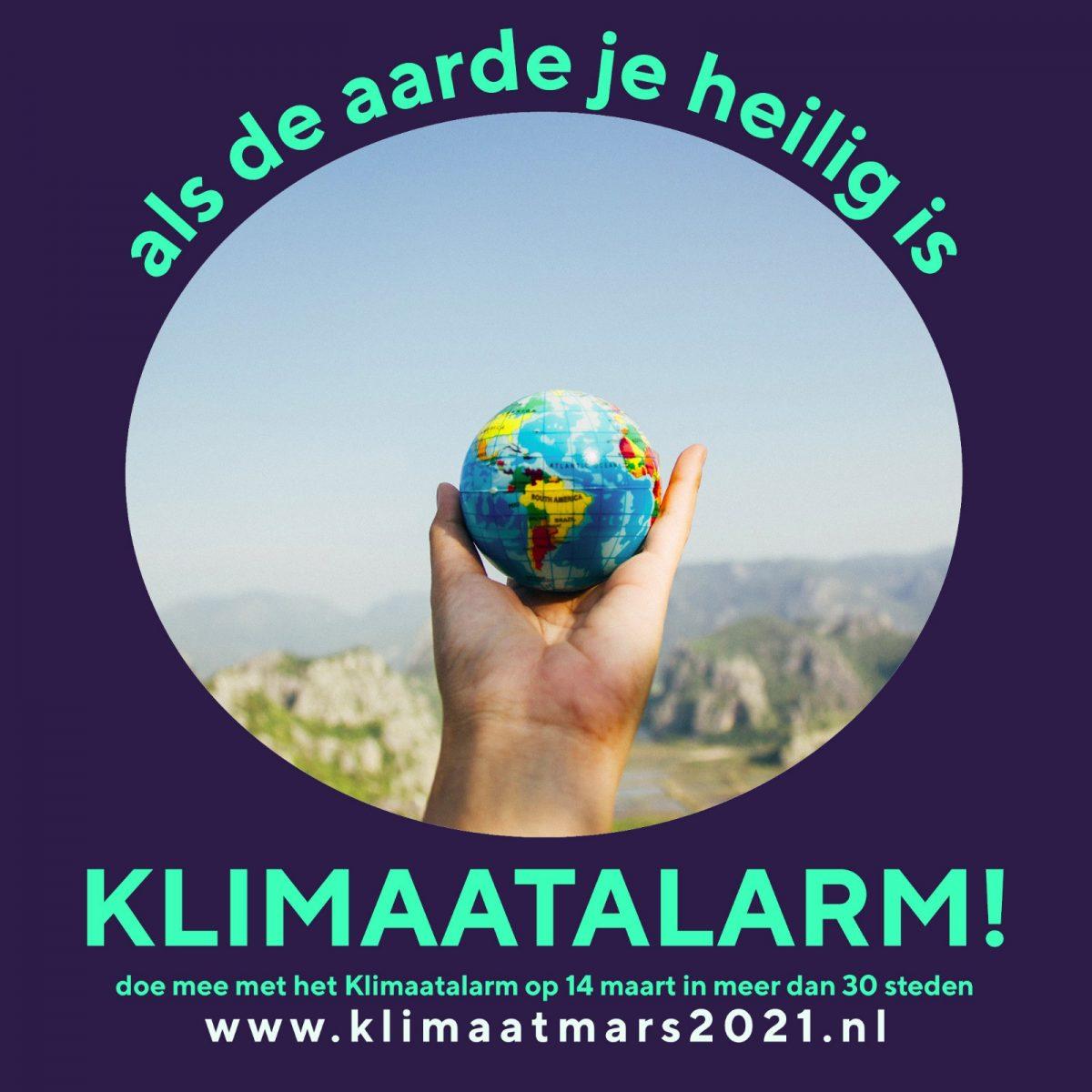 Klimaatweekend 11 t/m 14 maart