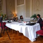 Burgemeester Femke Halsema in hoop-podcast