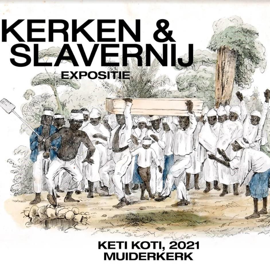 Tentoonstelling Kerken & Slavernij