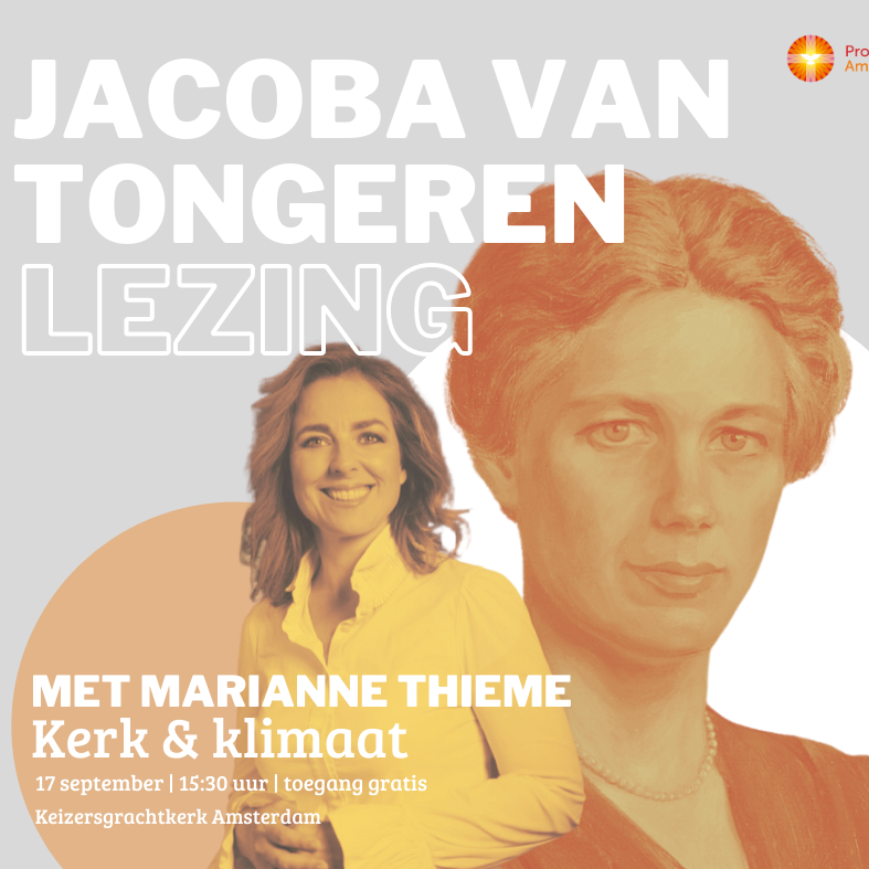 Jacoba van Tongerenlezing
