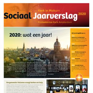 Sociaal jaarverslag 2021